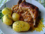 Tety kuře se zeleninou recept