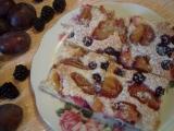 Fofr koláč s ovocem recept