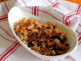 Sladký pohankový salát recept