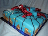Dort Spiderman od Pavly recept