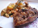 Tymiánové sumac kuře s bramborovo-cizrnovým salátem recept ...