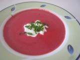 Vynikajíci polévka z červené řepy recept