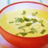 Kukuřičná mléčná polévka recept