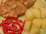 Činská omeleta recept