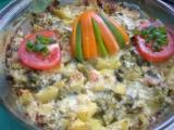 Květák zapečený se sýrem recept