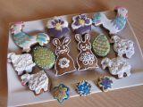 Perníčky velikonoční recept