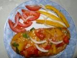 Drožďová pomazánka s paprikou a rajským recept