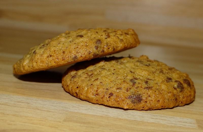 Čokoládové sušenky I. recept