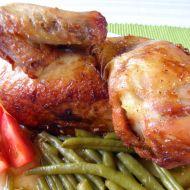 Pečené kuře na mexickém koření recept