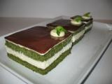 Piškot ze zeleného čaje Matcha (Matcha kasutera) recept ...