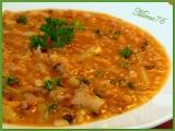 Kapustová polévka jako gulášová recept