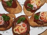 Karbanátky alla hamburger recept
