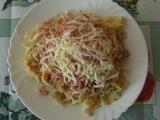 Selské nudle recept