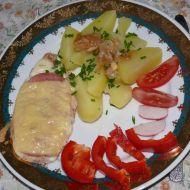 Kuřecí maso zapékané s tatarkou recept