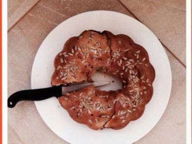 Jednoduchý Paleo chlebíček