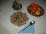 Fazolová polévka pro tejaju recept
