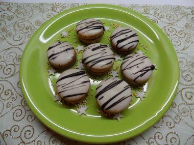 Lepené keksíky
