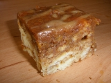 Buchta mramorovaná mandlovou směsí recept