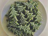 Zelené Matcha cukroví recept
