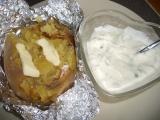 Americké brambory recept