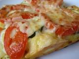 Zapečené knedlíky s rajčaty recept