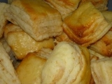 Škvarkové pagáče recept