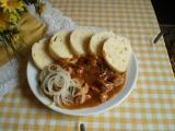 Gulášek bez míchání  výborný recept