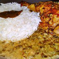 Vařená rýže basmati recept