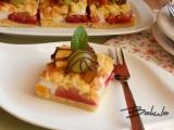 Ovocný koláč se sněhem recept