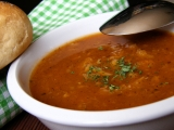 Dršťková polévka recept