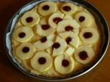 Jablkový koláč z mikrovnky CRISP recept