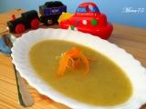 Pórková polévka pro nejmenší recept
