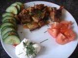 Dietní a rychlý oběd recept