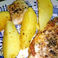 Kuřecí prsa pečená na másle a estragonu recept
