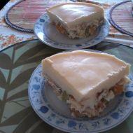 Ovocný studený dort recept