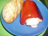 Plnená paprika recept