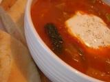 Kapustová polévka s rajčaty a uzenou paprikou recept  TopRecepty ...