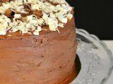 Čokoládový dort s čokoládovým krémem a hoblinami recept ...