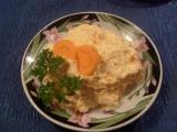 Česnekovo-mrkvová pomazánka recept