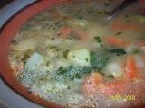 Jáhlová polévka recept