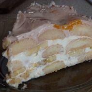 Ovocný dezert se smetanou recept