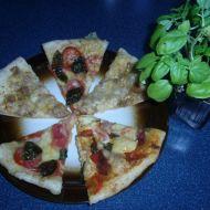 Dobrá domácí pizza recept