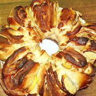 Novoroční jablková židovská chala recept