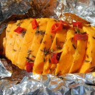 Pikantní grilované batáty recept