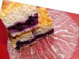Kynutý borůvkový koláč s tvarohovou nádivkou  nejen pro diabetiky ...