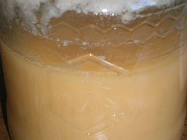 Domácí turecký med