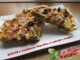 Quiche-slaný koláč se zakysanou smetanou recept