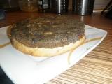 Rebarborový koláč s mákem recept