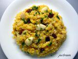 Marocký kuskus (bezlepkový) recept