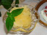 Mandarinkový sorbet recept